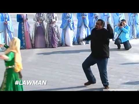 lawman - Steven Seagal is a Quadruple Threat -- Lawman, martial artist, musician...and dancer. Watch Steven Seagal: Lawman only on REELZ. For more news, interviews, s...