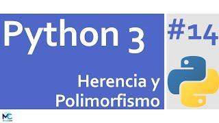¡Si te gusto el tuto, puedes comprarme un café! : https://www.paypal.me/mitocode/1Herencia y Polimorfismo conceptos muy relacionados con la programación orientada a objetos que aprenderás como implementarlo con Python 3.Sígueme ;)http://www.mitocodenetwork.comhttp://www.facebook.com/mitocodehttp://www.twitter.com/mitocodehttp://www.instagram.com/mitocodehttp://www.google.com/+MitoCodehttp://www.github.com/mitocode21