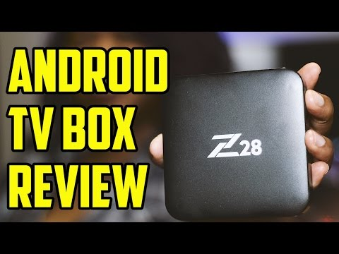 Cheap 4K Streaming? Z28 Android TV Box Review