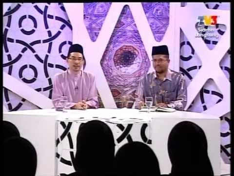 TV3 – Al-Kuliyyah 2011 – 1433H – Ustaz Dr. Zahazan (part 1)