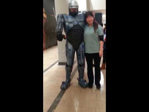Robocop costume homemade