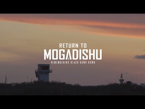 Return to Mogadishu With Message From Jeff