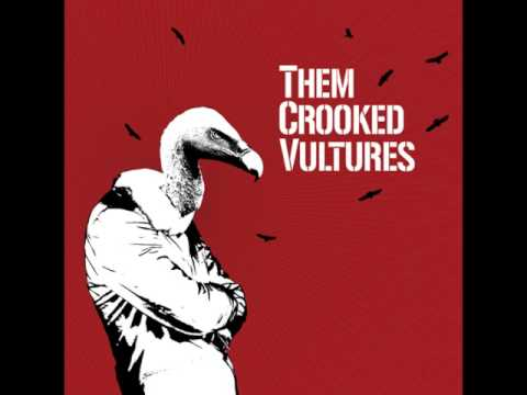 Them Crooked Vultures y 'New Fang', su primer single