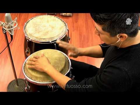 Clases de percusiones (Cómo tocar Son Montuno con congas)