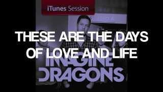 Destination - Imagine Dragons (With Lyrics)