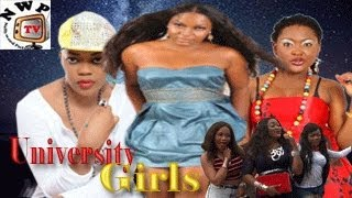 University Girls Nigerian Movie [Part 1]