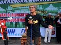 Ust Evie Effendi Di Kota Banjar Dahsyat Langsung  3 Geng Motor Bersatu