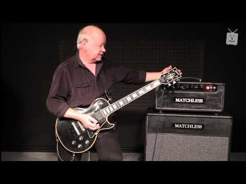 Matchless HC-30 through ESD demo by Radim Hladik