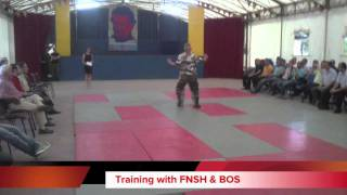 KRAV MAGA Training In Albania With FNSH&BOS By Last Defence
