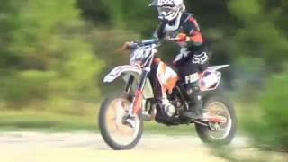 6. 20150626 - Dirtbiking - 2008 KTM 85 SX