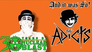 Download Lagu THE ADICTS - Wake up Monkey, we're off to Europe!! (OFFICIAL TRAILER) Mp3