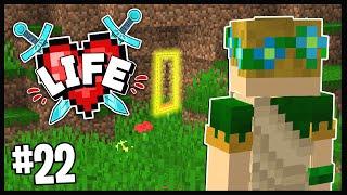 I BUILT A SECRET JEREMYISM BASE!? | Minecraft X Life SMP | #22