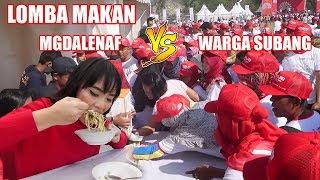 Download Video LOMBA MAKAN LAWAN WARGA SUBANG. GW MENANG !?!? *5 Mangkok Habis 2 Menit* MP3 3GP MP4
