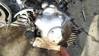 8. Motor Atv kymco 150