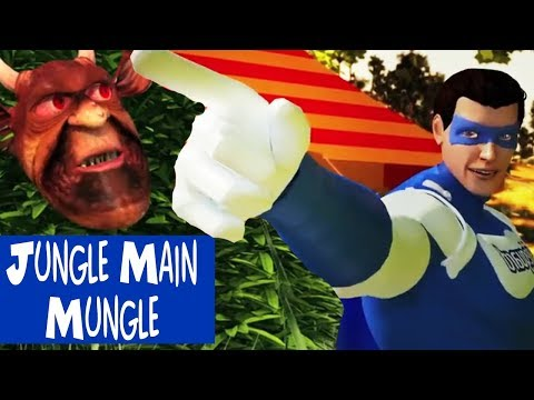 Commander Safeguard | Jungle Main Mungle | New Episode | Cartoon Central | TG1