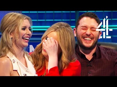 BEST Roisin Conaty Moments on 8 Out of 10 Cats Does Countdown   Best of Roisin Pt. 1 (видео)