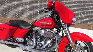 6. 620330   2010 Harley Davidson Street Glide   FLHX - Used motorcycles for sale