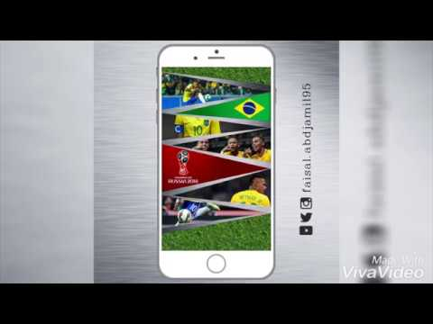 FIFA WORLDCUP RUSSIA 2018 WALLPAPER FOR IPHONE /ANDROID DEVICES