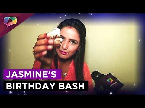 Jasmine Bhasin reveals her birthday plans and gets