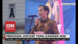 Video Temu TKI di Malaysia, Jokowi Janji Kemudahan Dokumen Paspor MP3, 3GP, MP4, WEBM, AVI, FLV September 2019
