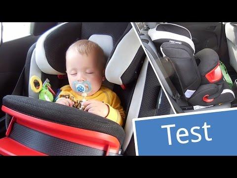 Test:  Recaro Monza Nova IS Kindersitz   Babyartikel.de