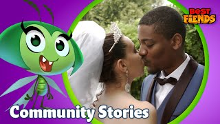 Community Stories: Laura et Laurent