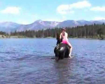 Canada 2007 jorinde zwemmen