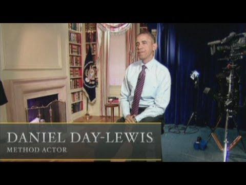 President Obama plays himself in Steven Spielberg spoof film
