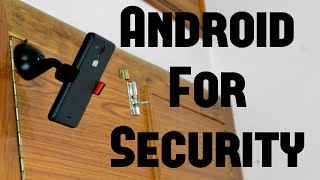 Video Use Your Android Phone As a CCTV Security Camera MP3, 3GP, MP4, WEBM, AVI, FLV Desember 2018