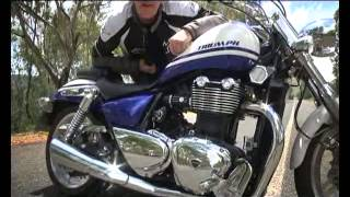 8. Triumph Thunderbird Road Test
