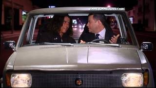 Video Kai the Hitchhiker and Jessob Reisbeck on Jimmy Kimmel Live (approved for use by Jimmy Kimmel Live) MP3, 3GP, MP4, WEBM, AVI, FLV Oktober 2018