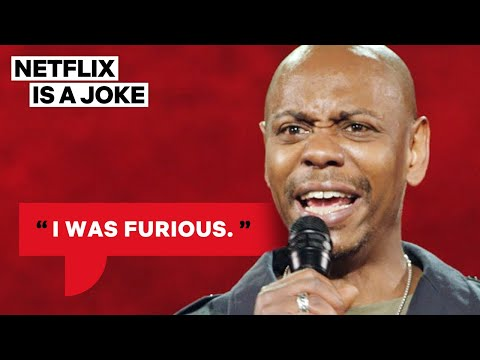 Dave Chappelle's Son Meets Kevin Hart | Netflix Is A Joke