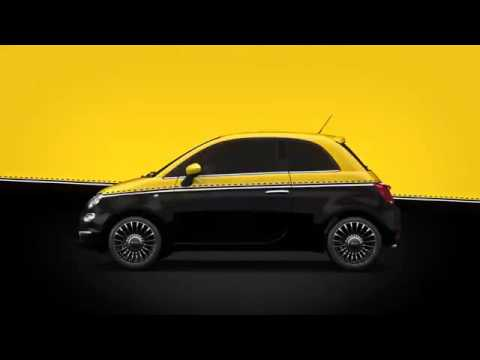 Fiat 500 Second Skin