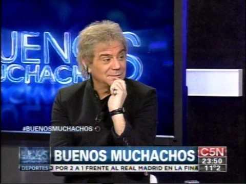 C5N - BUENOS MUCHACHOS: PARTE 5 (18/05/13)