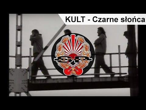 Tekst piosenki Kult - Czarne słońca (wersja z filmu) po polsku