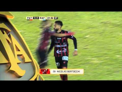 Todos los goles. Fecha 13. Primera División 2016