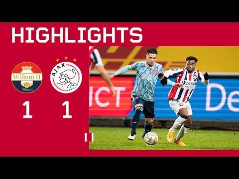 Highlights | Willem II - Ajax | Eredivisie