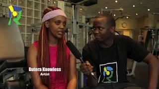 Download Lagu Twasuye Butera  Knowless aho akorera imyitozo ngorora mubiri Mp3