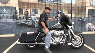 9. 2009 Harley-Davidson Electra Glide Standard