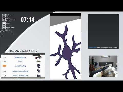 Video thumbnail for Terraria 15min QuickDraw #2 – Cursed Sapling