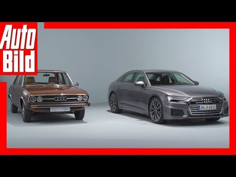 Audi A6 (2018) Alt gegen Neu - was haben sie noch gem ...