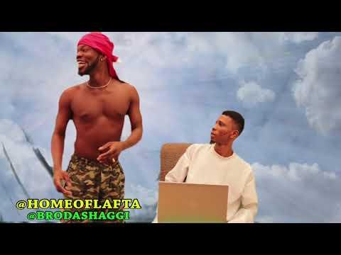 BRODASHAGGI in heaven (full video) #brodashaggi, #oyahitme
