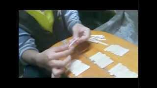 การทำหุ่นยนต์ไม้ไอติม (Easy)
