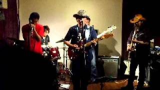 Tramp - DELTA MOON BLUES BAND take.2 /  Live @  PICO Hiroshima