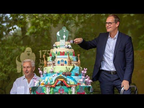 Berlin: Der Berliner Zoo feiert seinen 175. Geburtsta ...