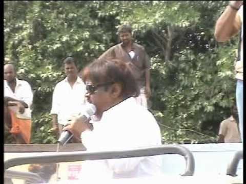 XxX Hot Indian SeX Actor VIJAYAKANTH super comedy in ELECTION meeting mpg.3gp mp4 Tamil Video