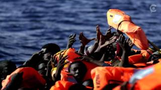 Migrants traveling through Libya are suffering at the hands of smugglers