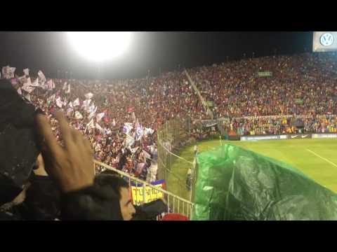 Cerro 2-0 DIM Canción Nueva: Cerro sos mi vida mi pasión un sentimiento - La Plaza y Comando - Cerro Porteño