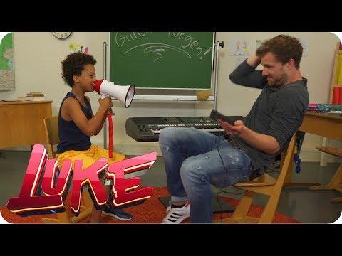 Kinder reagieren auf 90er Jahre Musik! - LUKE! Die Woche und ich | SAT.1