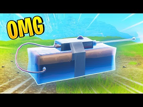 FUNNIEST REMOTE EXPLOSIVES PLAYS | Fortnite Best Stream Moments #65 (Battle Royale) (видео)